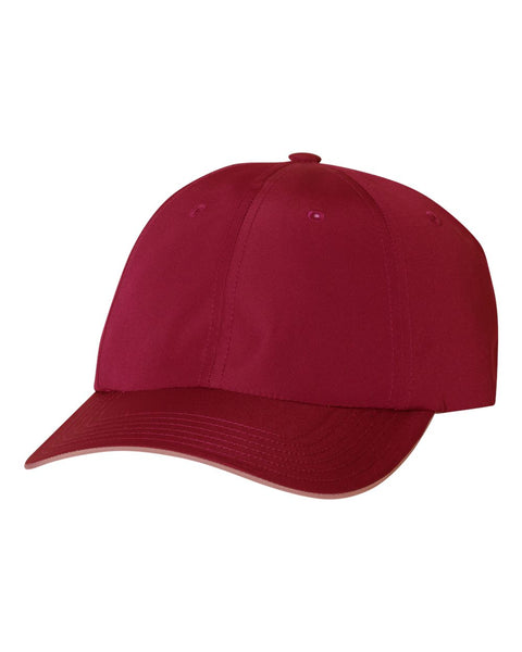 Adidas A605 Performance Relaxed Cap - Power Red