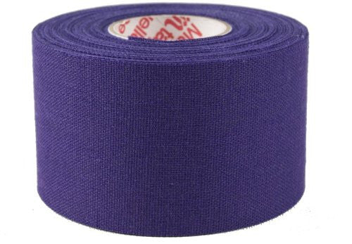 "Mueller Mtape 1.5"" x 10 yds Purple - 2 pk value - Baseball Accessories, Softball Accessories - Hit A Double - 1"