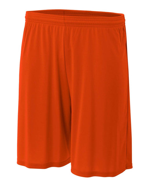 "A4 NB5244 Youth 6"" Cooling Performance Short - Athletic Orange - HIT A Double"