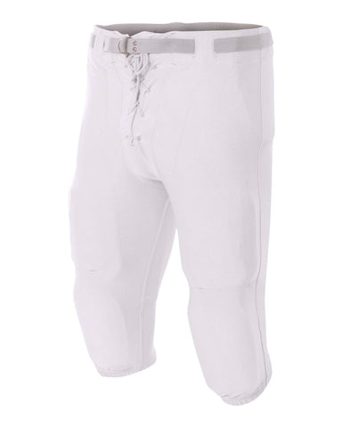 A4 N6141 Football Game Pant - White