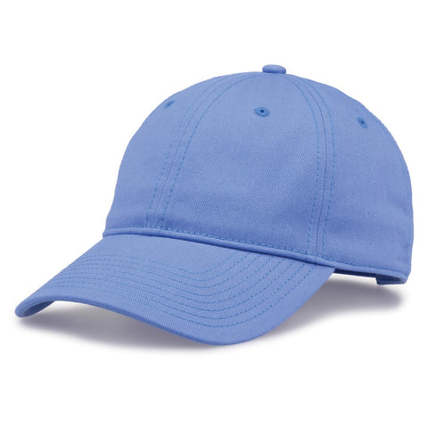 The Game GB210 Classic Relaxed Garment Washed Twill Cap - Blue Bell