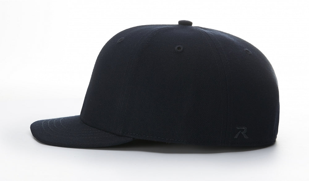 "Richardson 535 Umpire Surge 2"" Bill Strapback Cap - Black"