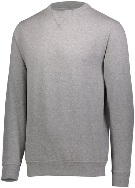 Augusta 5416 60/40 Fleece Crewneck Sweatshirt - Charcoal Heather