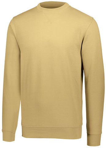 Augusta 5416 60/40 Fleece Crewneck Sweatshirt - Vegas Gold