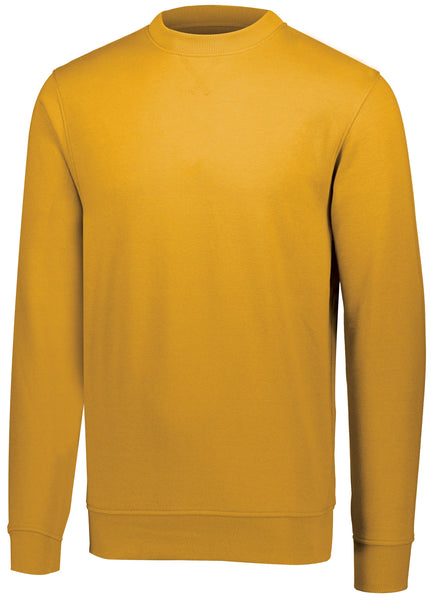 Augusta 5416 60/40 Fleece Crewneck Sweatshirt - Gold