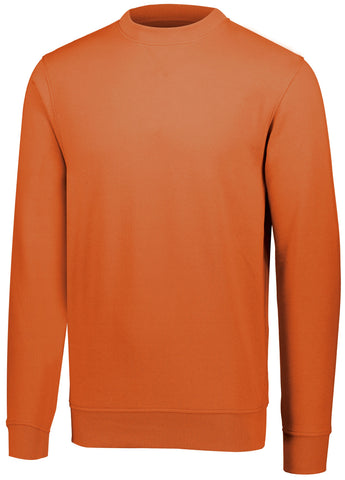 Augusta 5416 60/40 Fleece Crewneck Sweatshirt - Orange