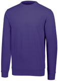 Augusta 5416 60/40 Fleece Crewneck Sweatshirt - Purple