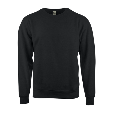 Badger 5501 C2 Fleece Crew - Black