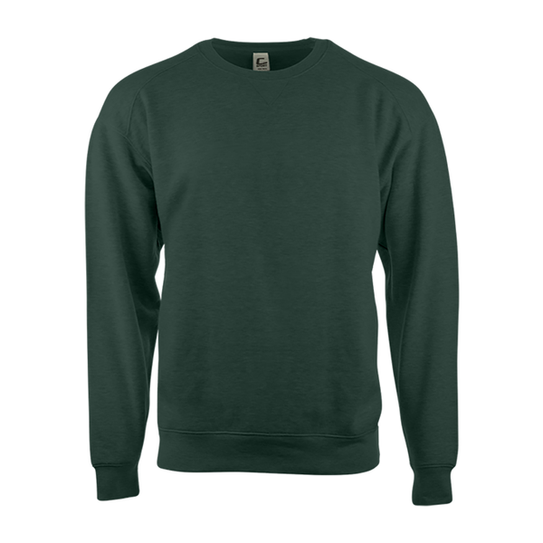 Badger 5501 C2 Fleece Crew - Forest