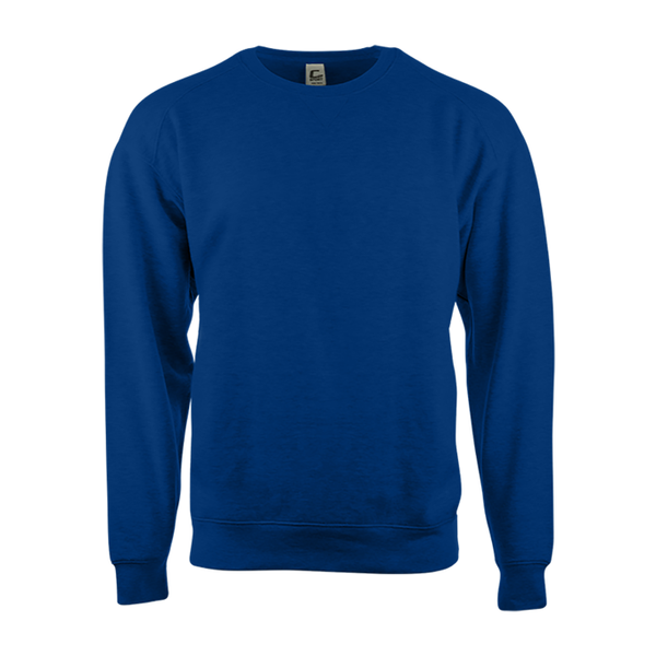 Badger 5501 C2 Fleece Crew - Royal