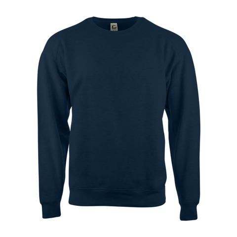 Badger 5521 C2 Fleece Youth Crew - Navy