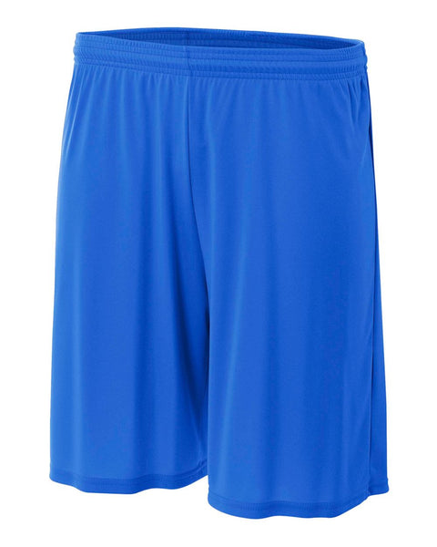 "A4 NB5244 Youth 6"" Cooling Performance Short - Royal - HIT A Double"