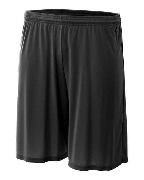 "A4 NB5244 Youth 6"" Cooling Performance Short - Black"