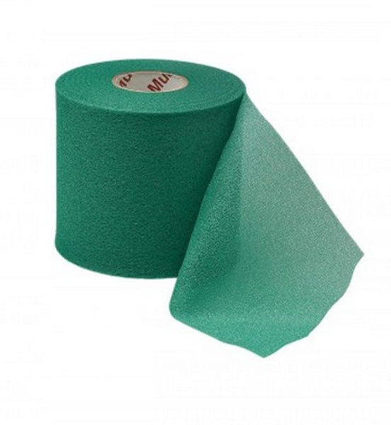 "Mueller Mwrap 2.75"" x 21.4 yrds Green - 2 pk - Baseball Accessories, Softball Accessories - Hit A Double - 1"