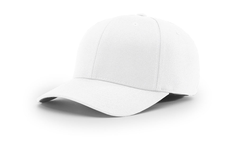 Richardson 585 Wool Blend R-Flex Cap - White