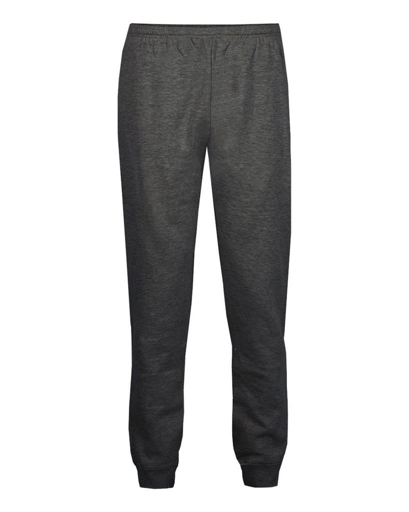 Badger 1215 Athletic Fleece Jogger Pant - Charcoal