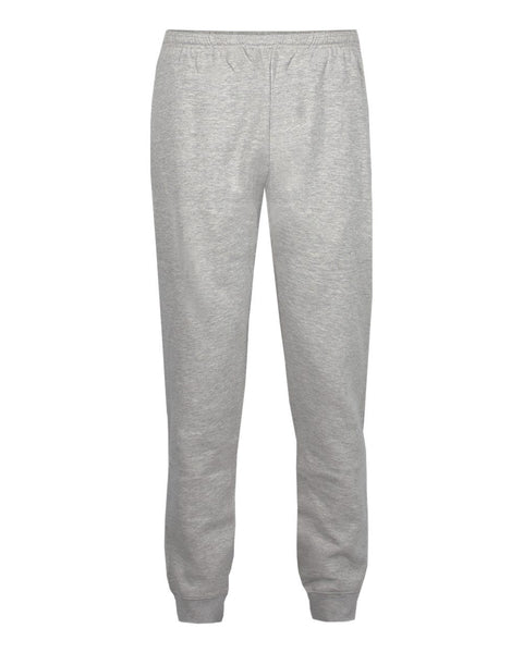 Badger 1215 Athletic Fleece Jogger Pant - Oxford