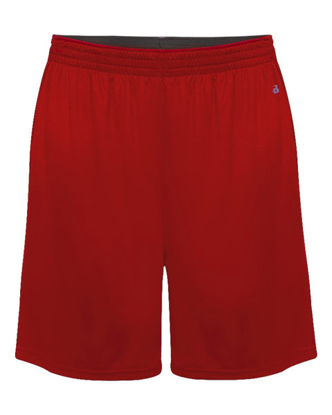 Badger 4002 Ultimate Softlock Short - Red