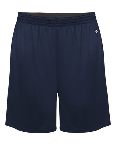 Badger 4002 Ultimate Softlock Short - Navy