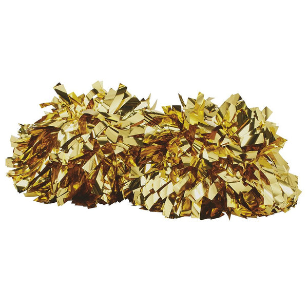 Augusta 6004 Metalic Spirit Pom - Metalic Gold - Cheerleading, Sports Accessories - Hit A Double