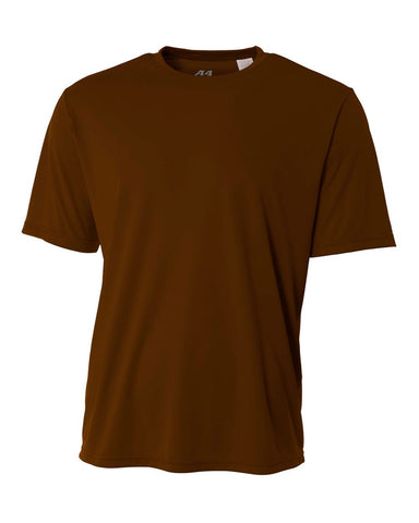 A4 N3142 Cooling Performance Crew - Brown