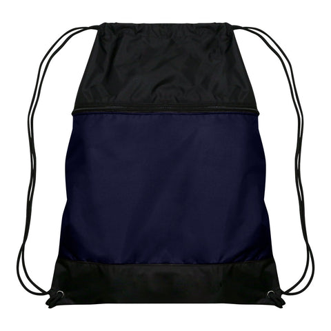 Champro E73 Drawstring Sackpack - Navy - HIT A Double