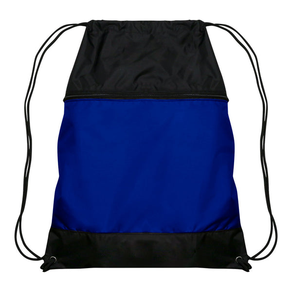 Champro E73 Drawstring Sackpack - Royal - HIT A Double