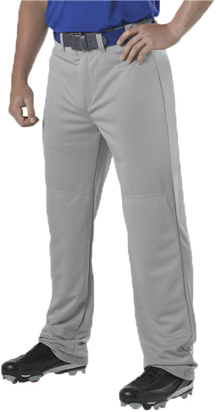 Alleson 605WAP Adult Adjustable Inseam Baseball Pant - Gray