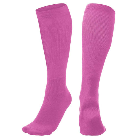Champro AS2 Multi-Sport Knee High Socks - Hot Pink