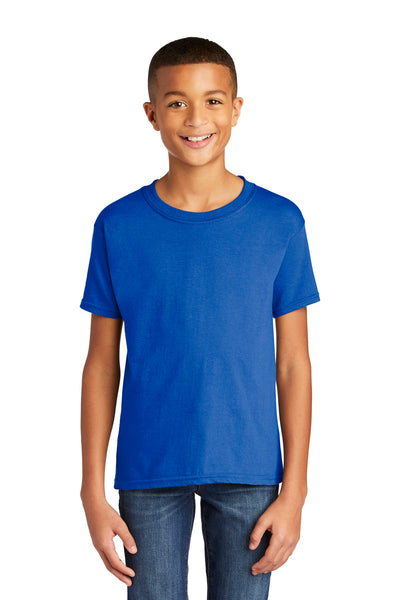 Gildan 64500B Youth Softstyle T-Shirt - Royal