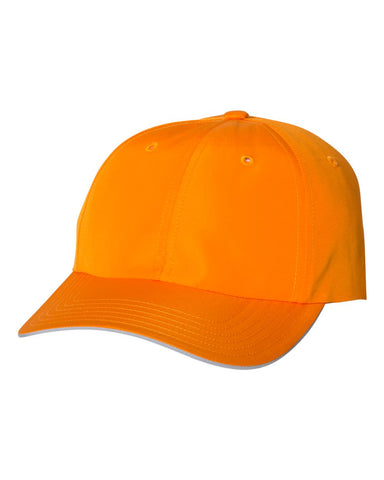 Adidas A605 Performance Relaxed Cap - Bright Orange