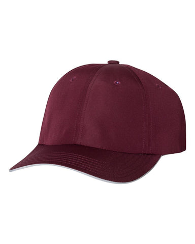 Adidas A605 Performance Relaxed Cap - Maroon