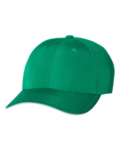 Adidas A605 Performance Relaxed Cap - Amazon Green