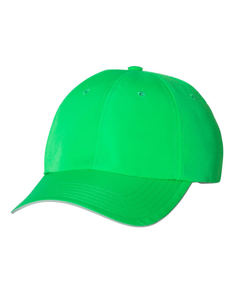 Adidas A605 Performance Relaxed Cap - Flash Lime