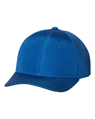Adidas A628 Heather Print Cap - Collegiate Royal
