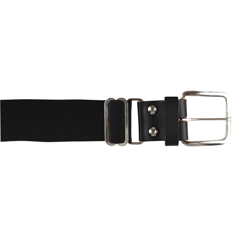 Champro A060 Brute Baseball Belt Leather Tab - Black