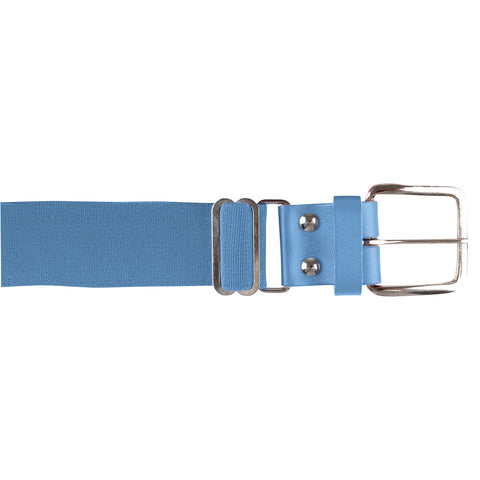 Champro A060 Brute Baseball Belt Leather Tab - Light Blue