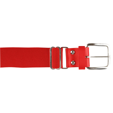 Champro A060 Brute Baseball Belt Leather Tab - Orange