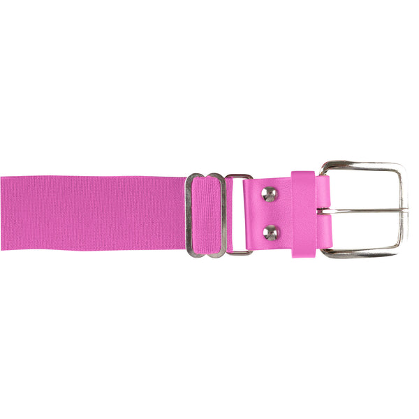 Champro A060 Brute Baseball Belt Leather Tab - Pink