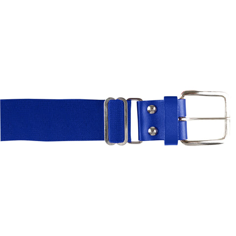 Champro A060 Brute Baseball Belt Leather Tab - Royal