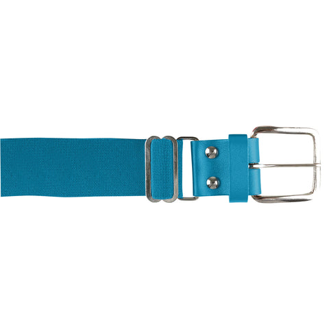 Champro A060 Brute Baseball Belt Leather Tab - Teal