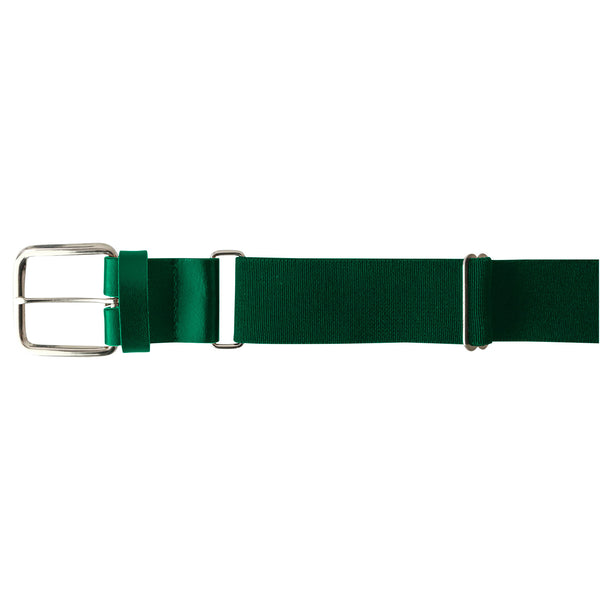 Champro A062 MVP Baseball Belt - Forest Green