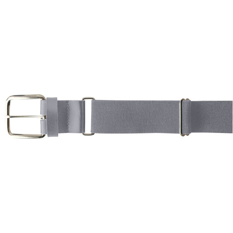 Champro A062 MVP Baseball Belt - Gray