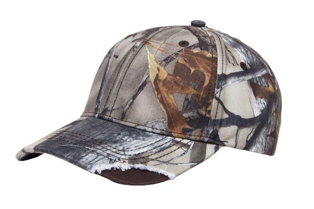 Pacific Headwear 696C Digital True Timber Hook-and-Loop Cap - XD3 Brown - HIT A Double