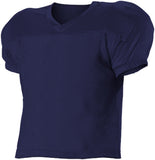 Alleson 712 Adult Practice Football Jersey - Navy