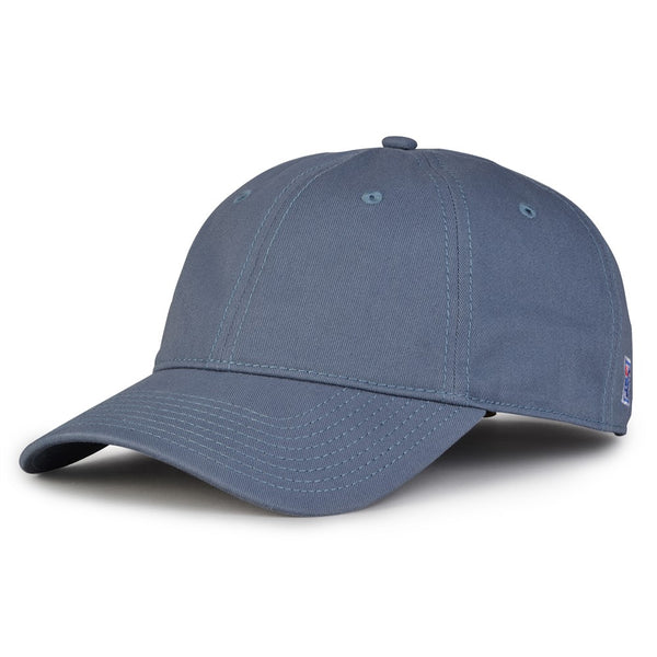 The Game GB210 Classic Relaxed Garment Washed Twill Cap - Marine