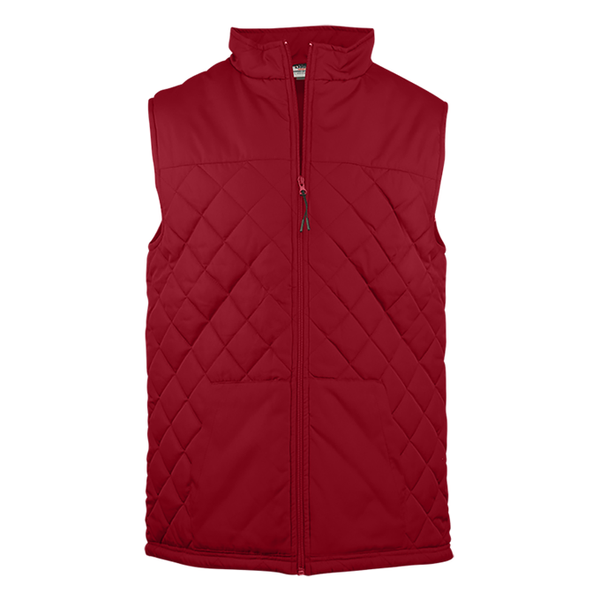 Badger 7666 Quilted Women