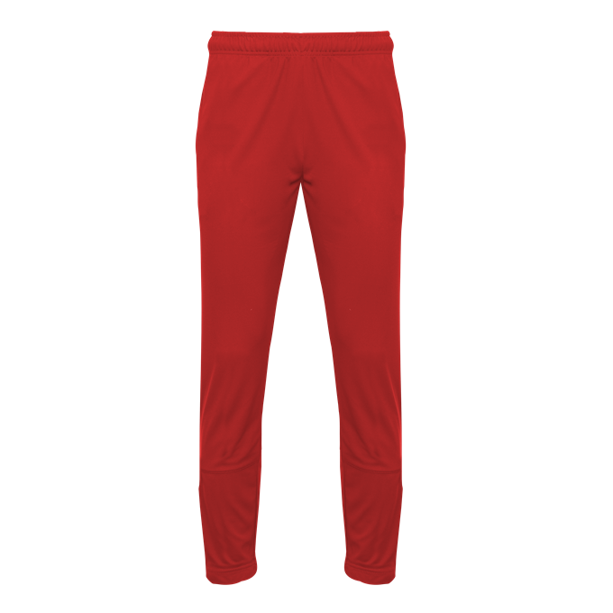 Badger 272400 Outer-Core Youth Pant - Red - HIT A Double