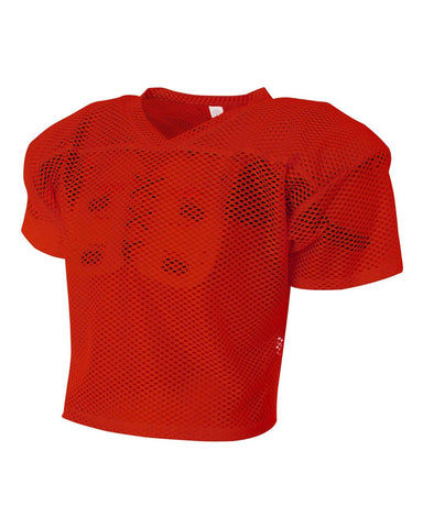 A4 N4190 All Porthole Practice Jersey - Scarlet