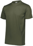 Augusta 791 NexGen Wicking T-Shirt - Youth - Olive Drab Green - HIT A Double